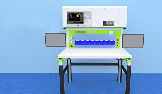Ergonomic Workbench & ESD Workstation - Automation Repair/ Service Bench