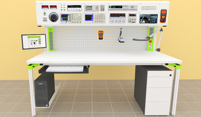 Calibration Workstation - Calibration and Testing