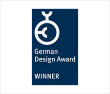 Messung Erfi Award - German Design Award 2014