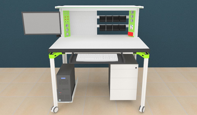 ESD Workbench & product innovation Workstation - Radar Systems